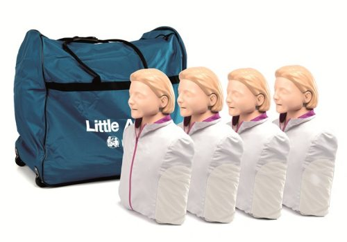 Laerdal Little Anne QCPR 4-pack