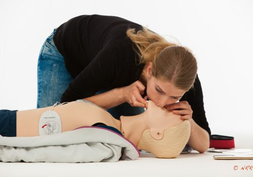 NRR Basic Life Support (BLS) instructeur